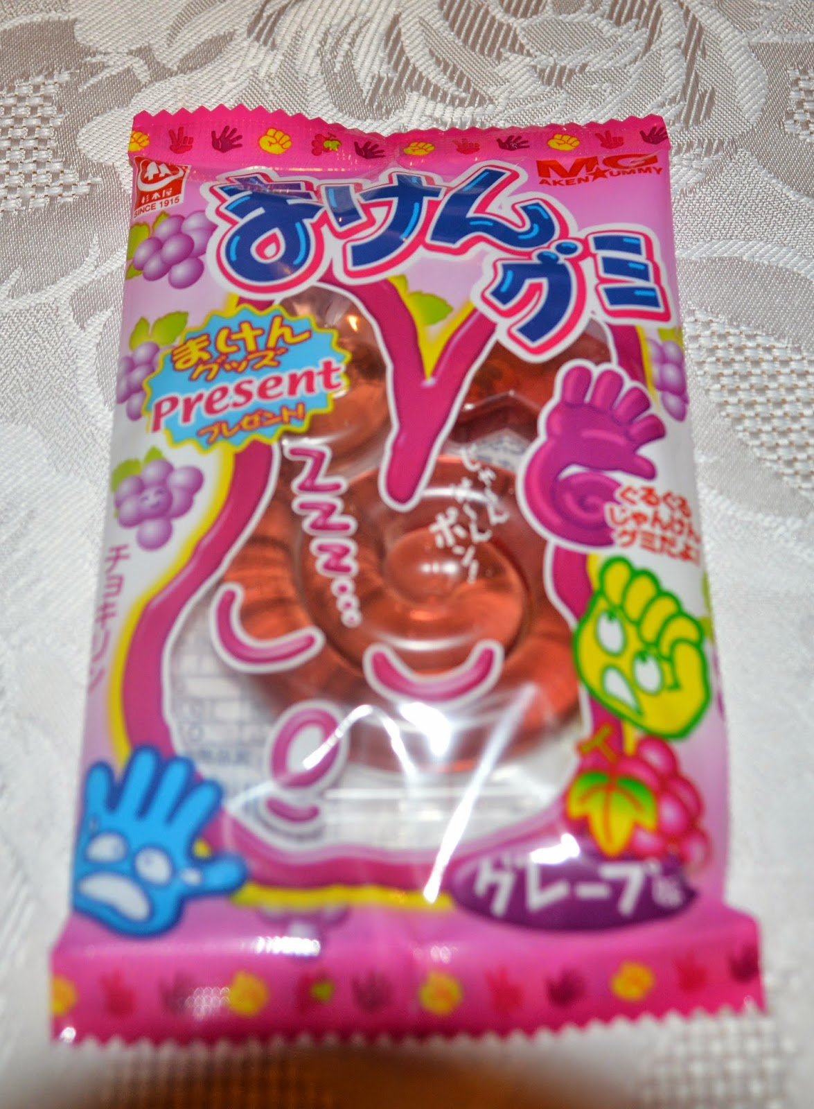 Cyber Candy Mystery Bargain Parcel Review