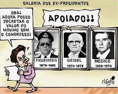 Dilma, a democrata