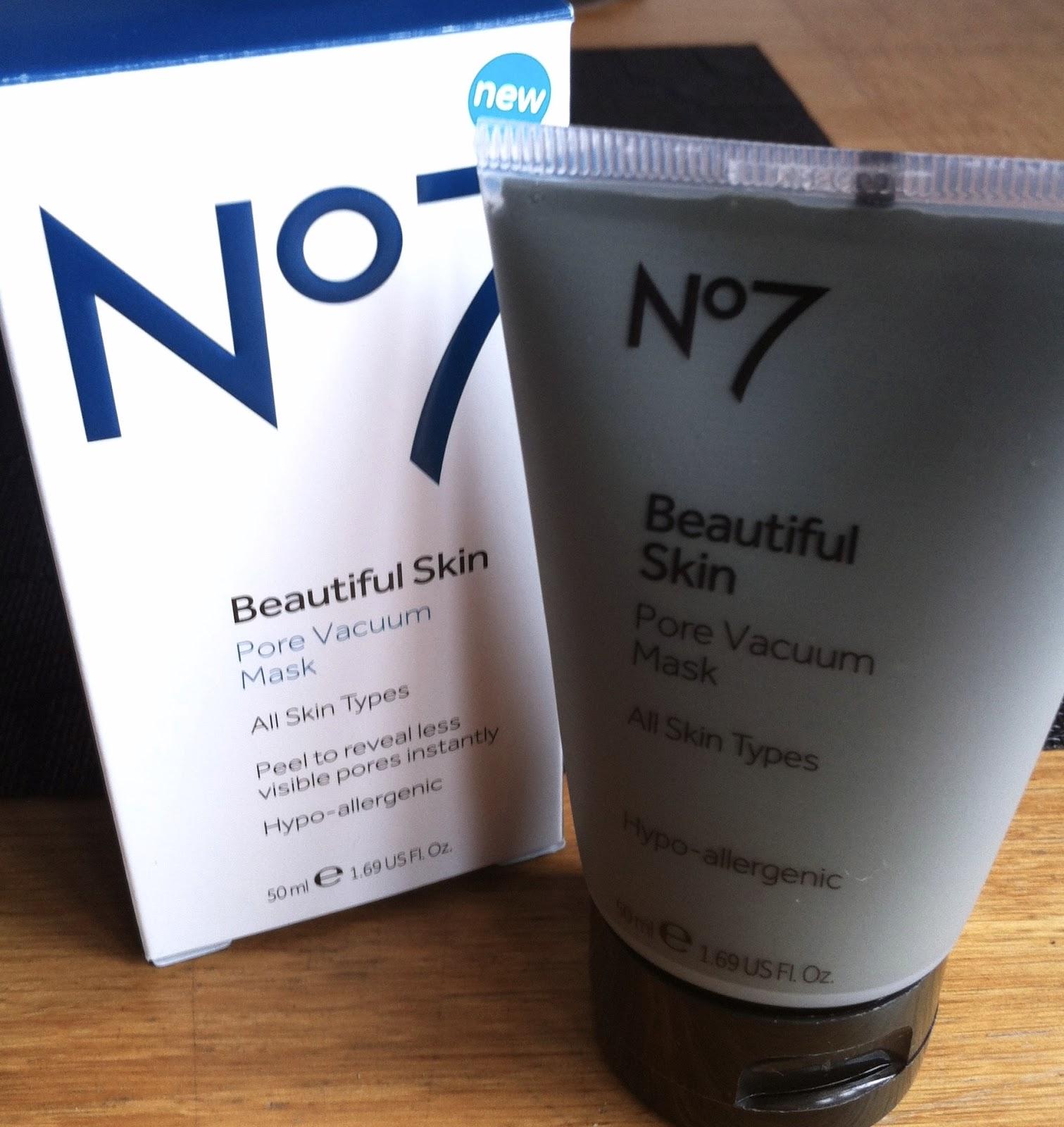 no7 peel off mask