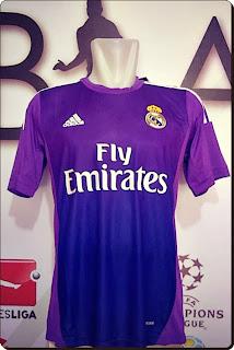 Jersey Real MADRID GK - Toko Online Pekanbaru STerlaK.com