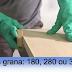 Cómo pintar superficies de MDF con laca poliuretano de alta resistencia