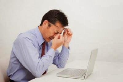 Cara Atasi Kelelahan Mata Akibat Komputer