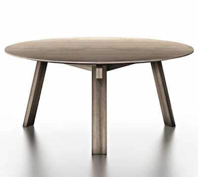 mesa de cocina moderna madera