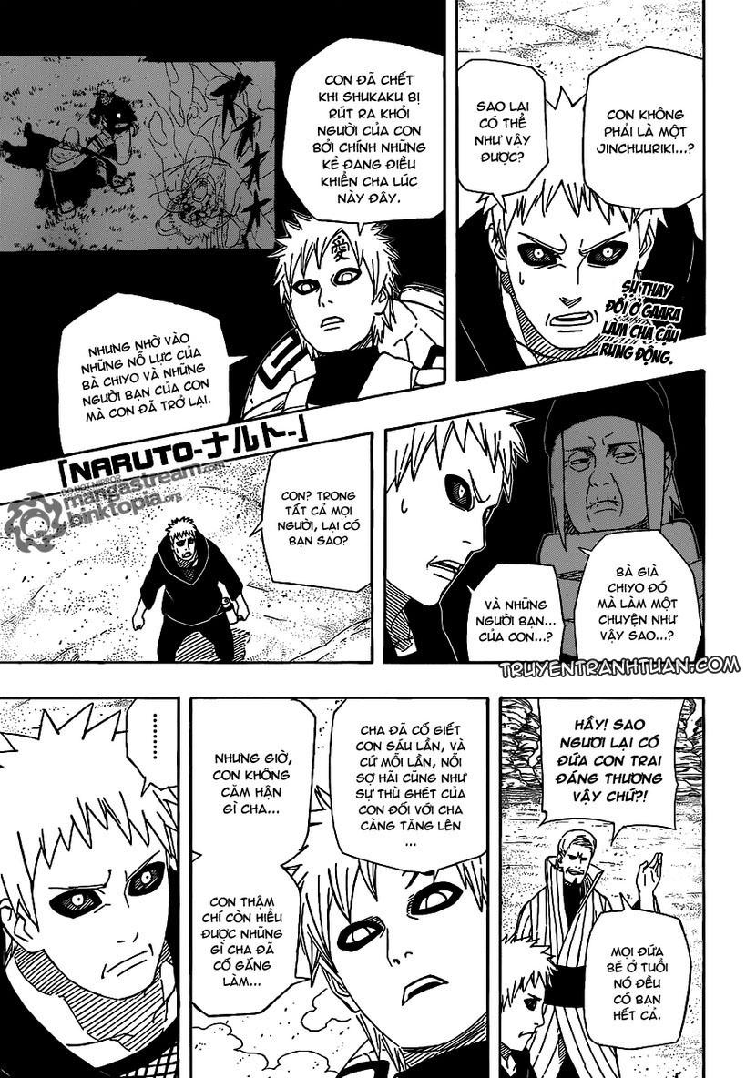 Naruto - Chapter 547 - Pic 1