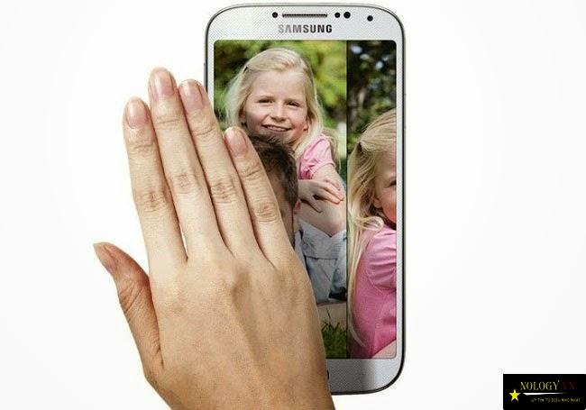 Samsung galaxy s4 cũ và tính năng Air Gestures