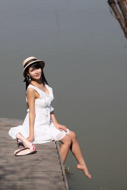3 Cha Sun Hwa - Summer White-very cute asian girl-girlcute4u.blogspot.com