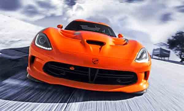 2015 Dodge Viper SRT Release Date