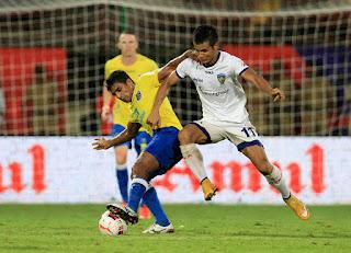 Kerala Blasters 1-1 Chennayin FC