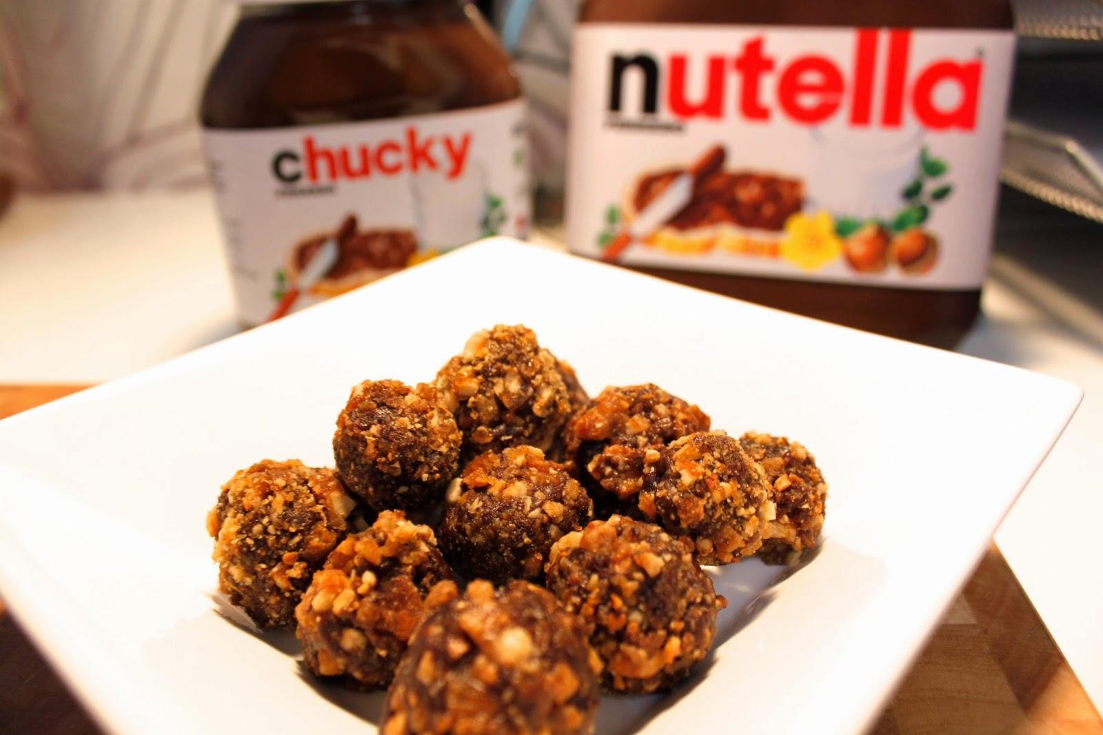 Rezept: Nutella-Trüffel