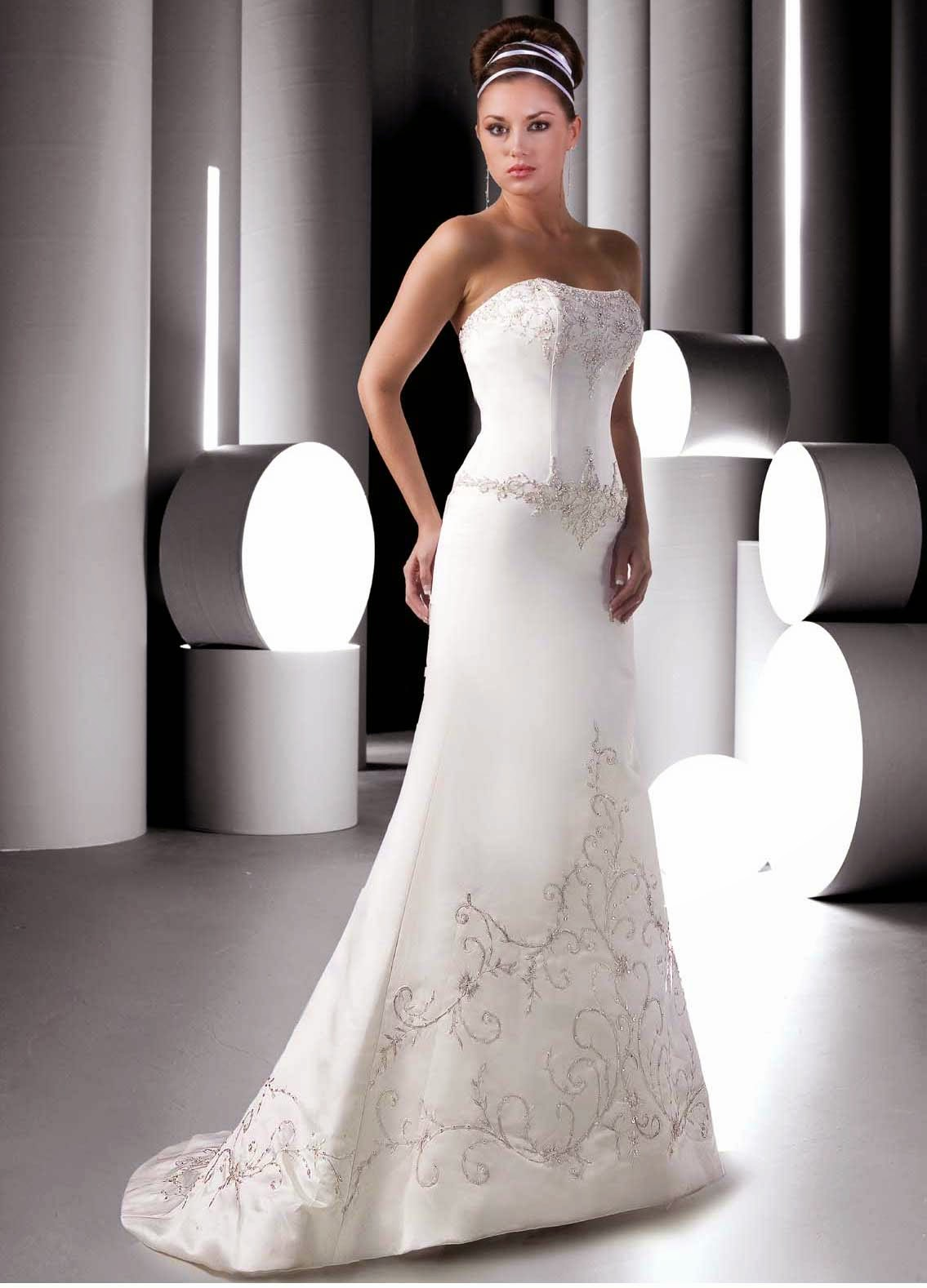 Designer Lace Wedding Dresses Photos HD Concepts Ideas