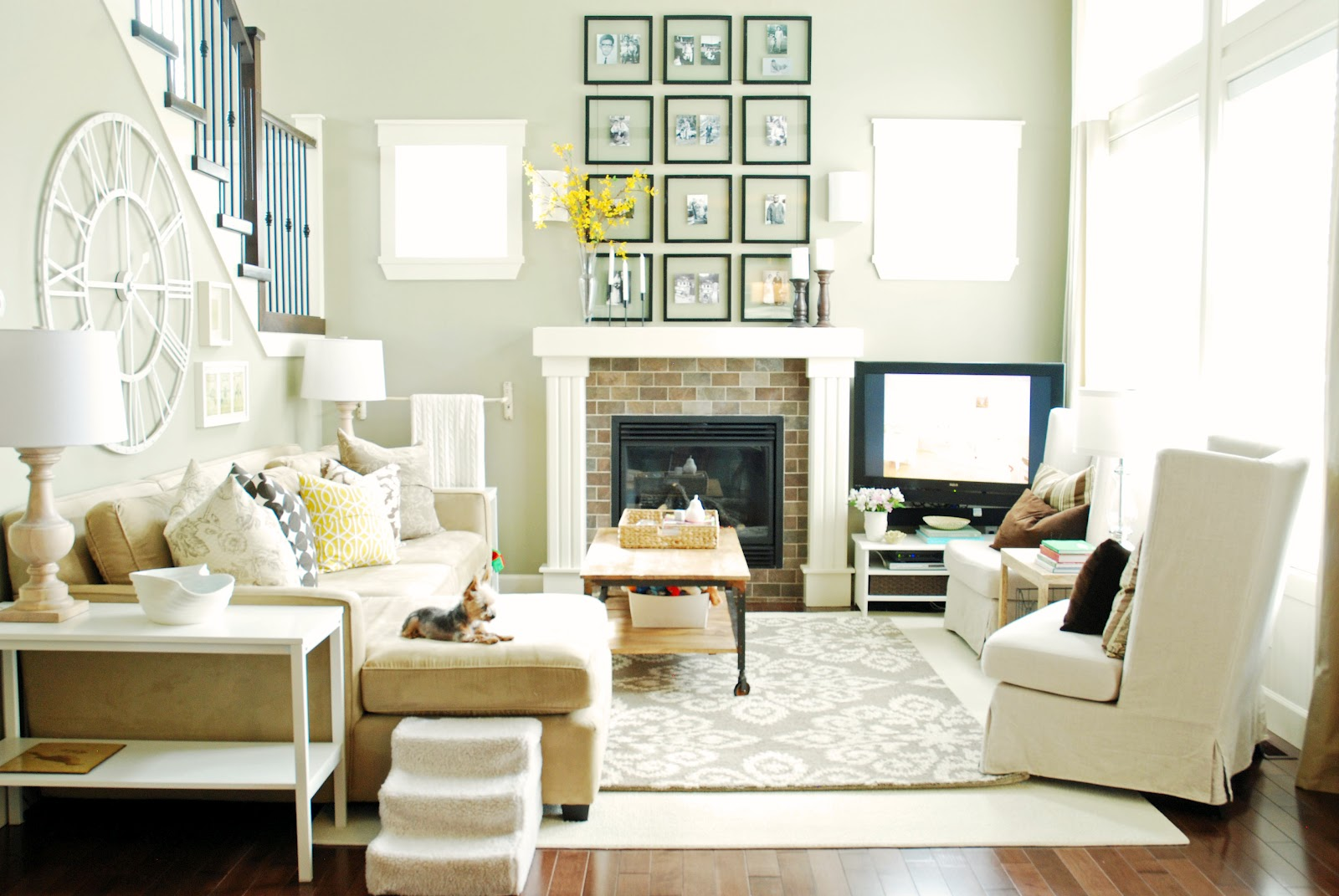 Feng Shui Living Room for Family Quality Living