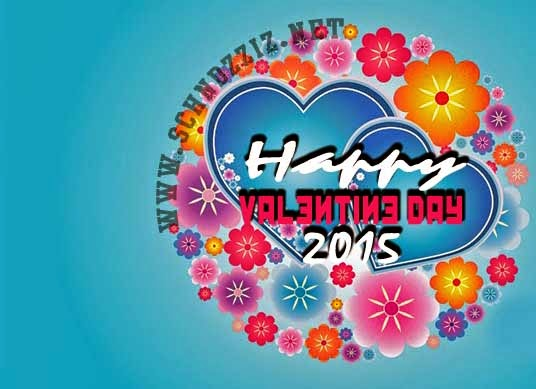 Gambar Animasi Romantis Valentine 2015 Untuk DP BBM