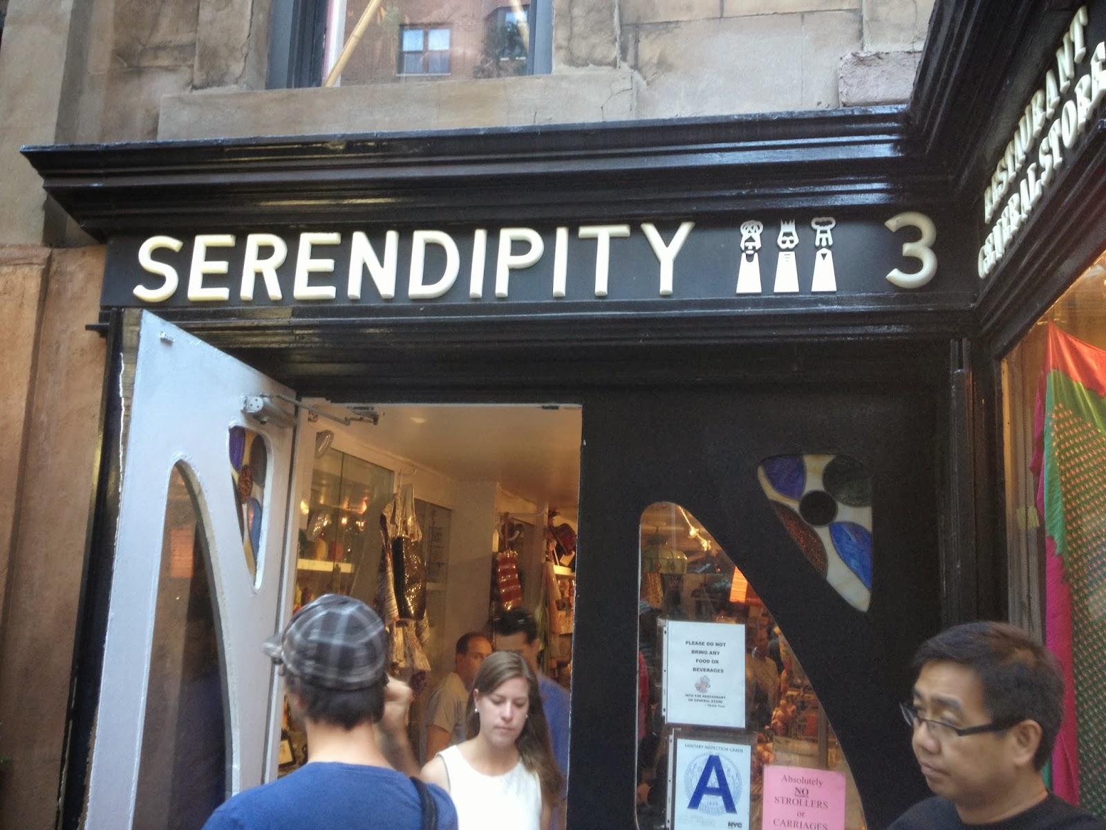 NYC, Serendipity 3