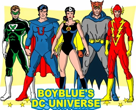 Crime Syndicate of America Pre-Crisis