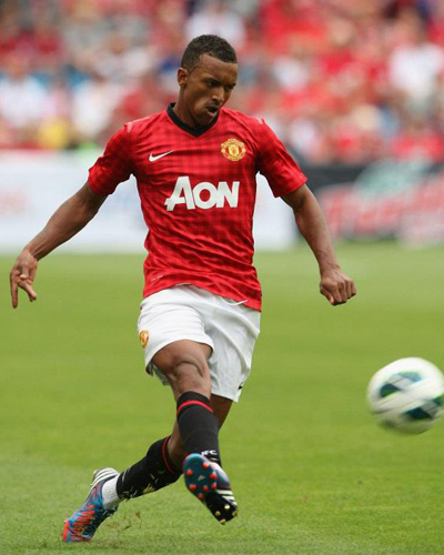 Luis Nani Man Utd 2012