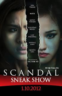 Phim Bí Mật Thảm Đỏ-Scandal sneak show