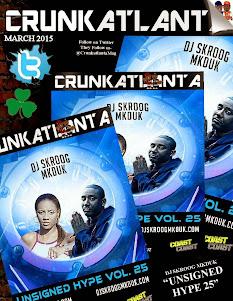 Crunkatlanta Magazine Issue