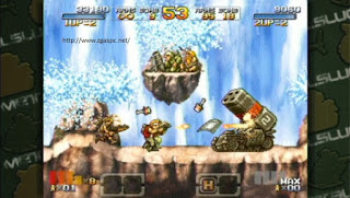 Free Download Game Metal Slug XX PSP ISO  Full Version For PC ZGASPC