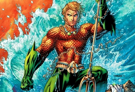 Warner Bros lançará filme do Aquaman