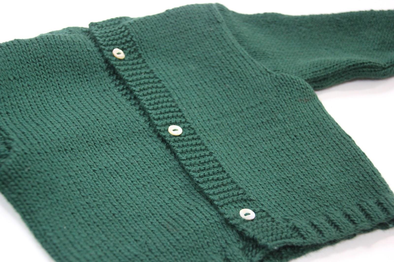 Tutorial y patrones gratis Jersey de ochos para bebé | | Oh, Mother ...