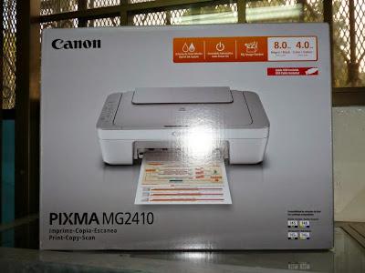 Принтер Canon MG2410