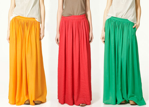 chanel after coco trend report maxi skirt