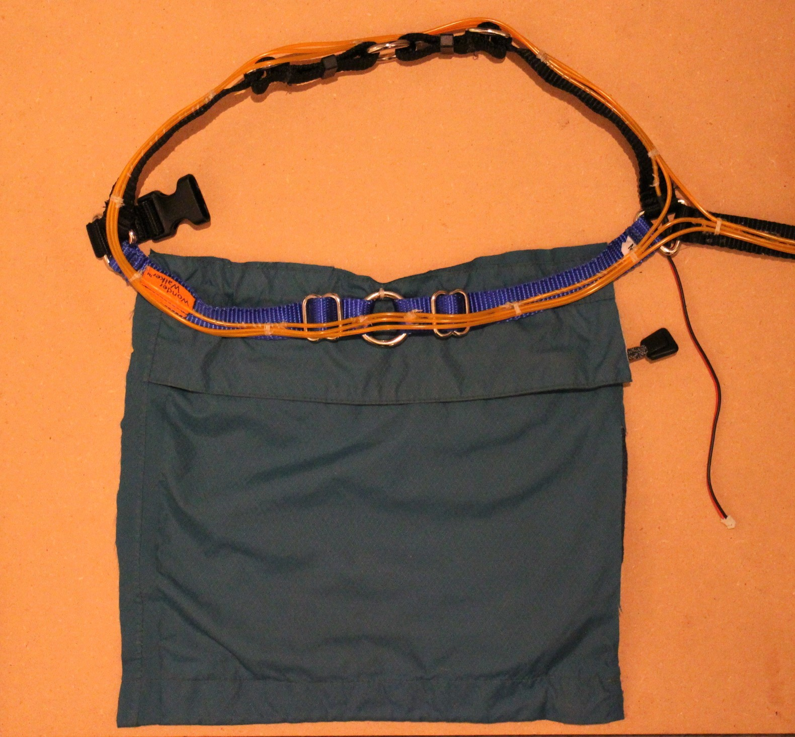 Make Dog Harness From Leash