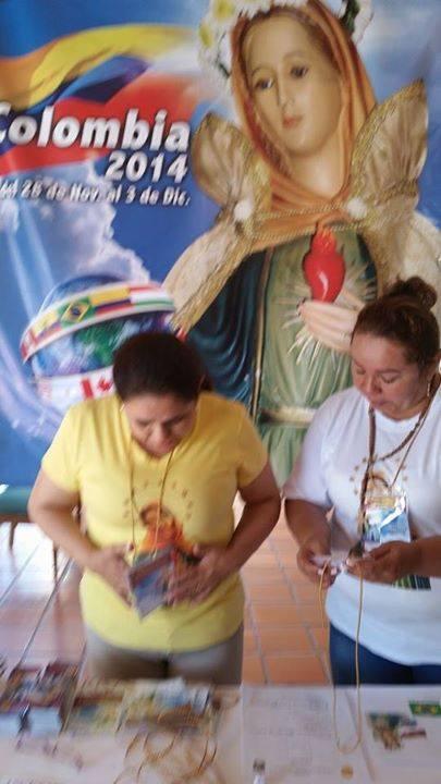 ENCUENTRO EN COLOMBIA 2014