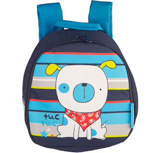 Kids Backpack - Tuc Tuc Night Picnic