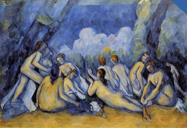 Obra de Cezanne
