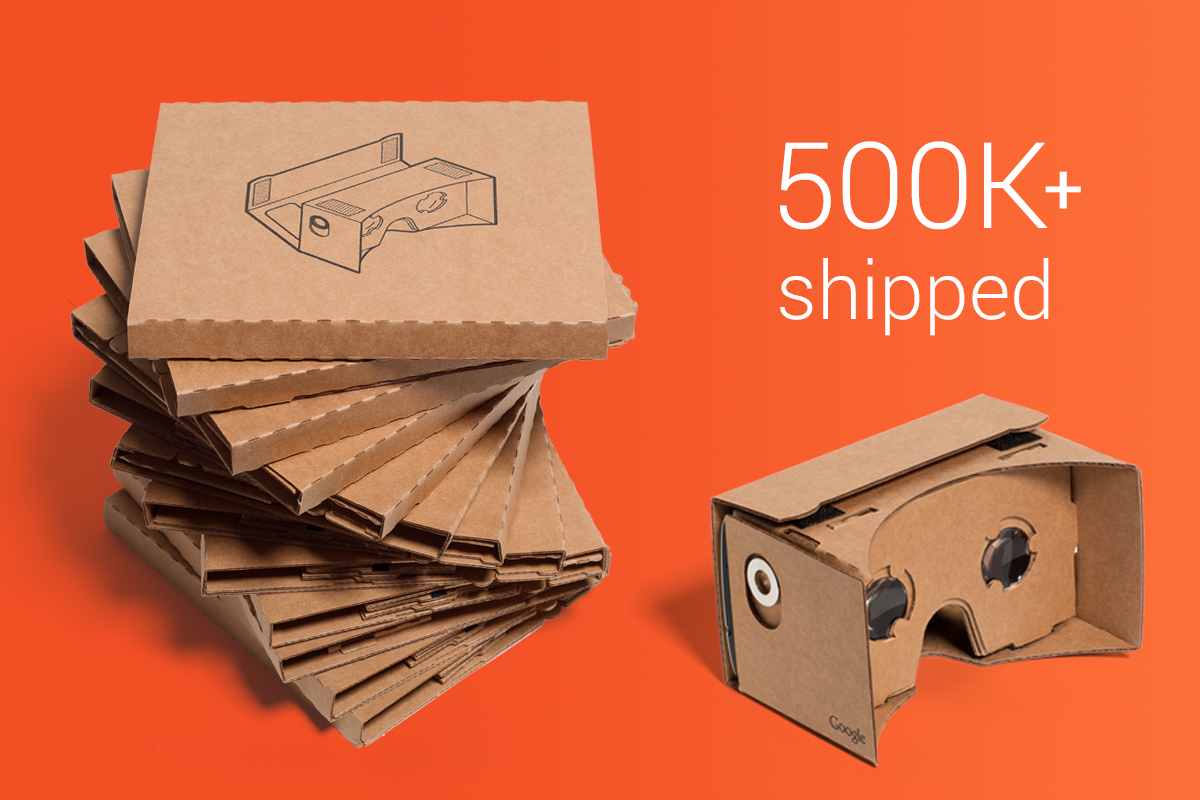Google Cardboard unity sdk