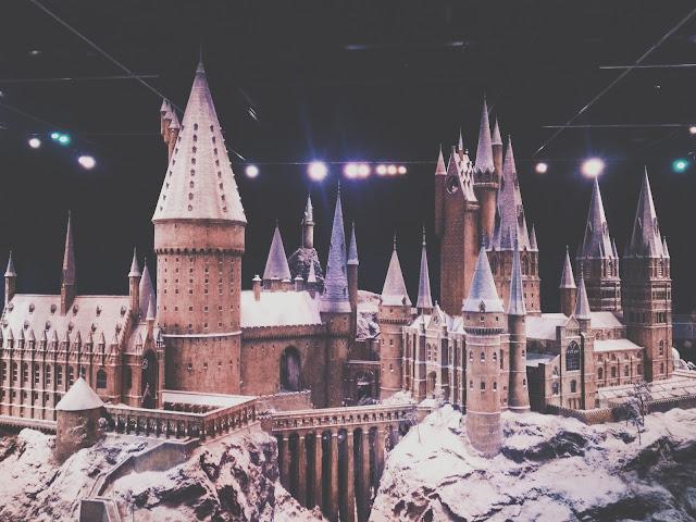 Poudlard Hogwarts Harry Potter Studios