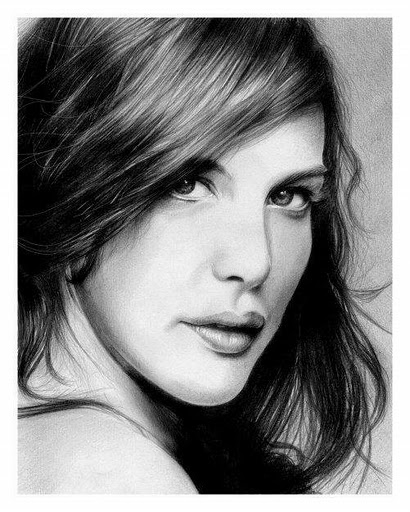 Best Celebrity Pencil Sketch 19