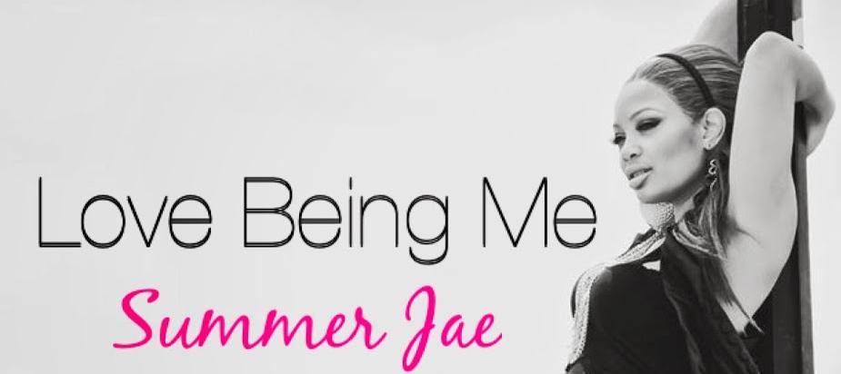 I AM SUMMER J.A.E.