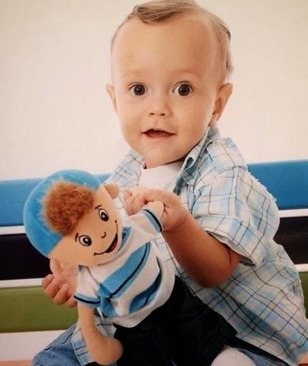 Lucas nosso Bebe