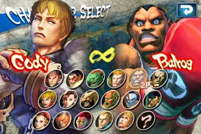Street Fighter IV Volt hits App Store
