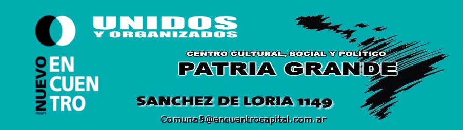 Encuentro por la Democracia y la Equidad - Comuna 5