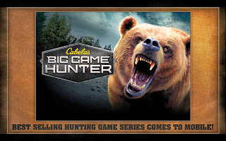 Cabela's Big Game Hunter MOD APK+DATA v1.0.0 (1.0.0) (Mod Unlimited Money)