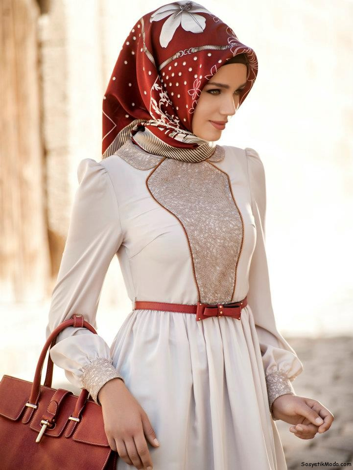 Modern Hijab 2015 2016 With A Beautiful Scarf Hijab Chic Turque Style And Fashion Bloglovin