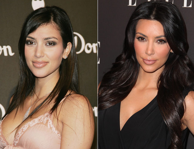 beauty is within: Kim Kardashian: In the name of Plastic ...
