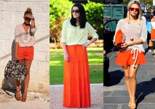 moda tangerina saias e shorts 3