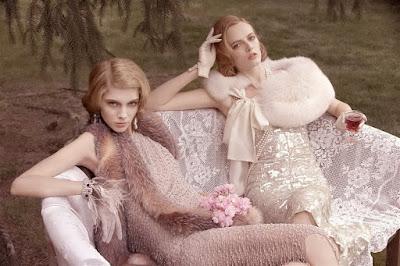 vestidos vintage elegantes