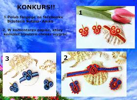 Do 31 marca 2015 konkurs na blogu Biżuteria Aniko