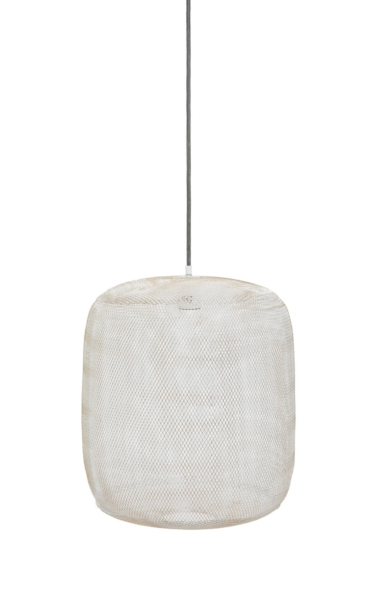 Mesh pendant light
