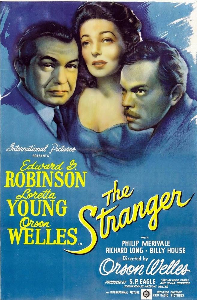 The Stranger (El extraño) - Orson Welles - 1946 - Película HD subtitulada en español