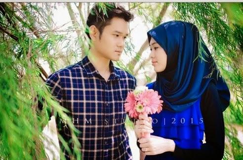 Foto Pra Perkahwinan Nubhan Dan Afifah Hidayah