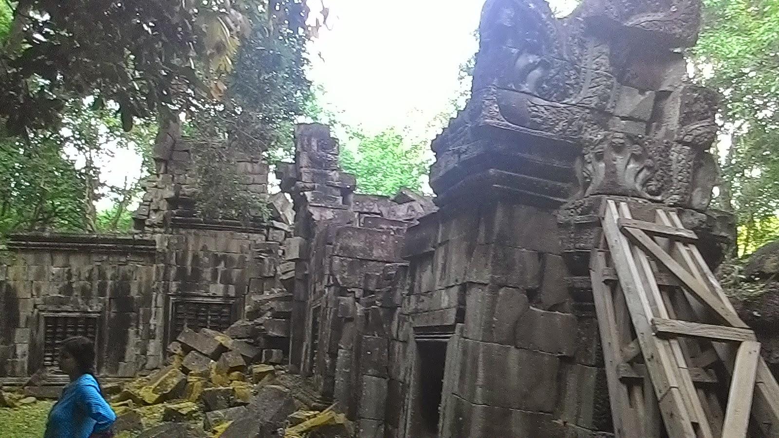 Ruins of chau srei vibol