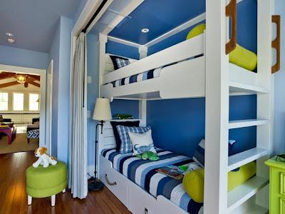 Unique Loft Bunk Beds