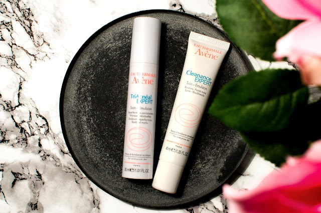 Avene Triacneal Expert and Avene Cleanance Expert Emulsion