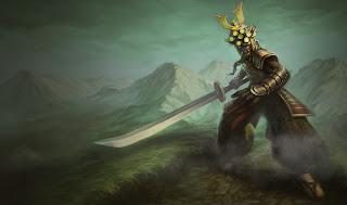 Samurai Master Yi